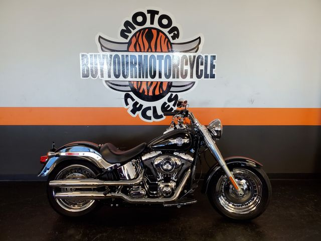 2014 Harley-Davidson Softail® Fat Boy® in Arlington, Texas 76010