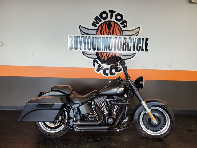 2014 Harley-Davidson Softail® Fat Boy® Lo in Arlington, Texas 76010