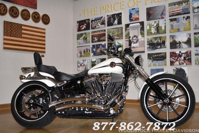 2014 Harley-Davidson SOFTAIL BREAKOUT FXSB BREAKOUT FXSB