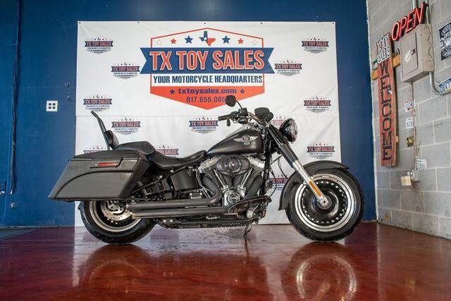 2014 Harley-Davidson Softail Fat Boy Lo