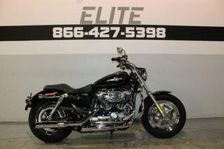 2014 Harley Davidson Sportster 1200 Custom in Boynton Beach, FL 33426