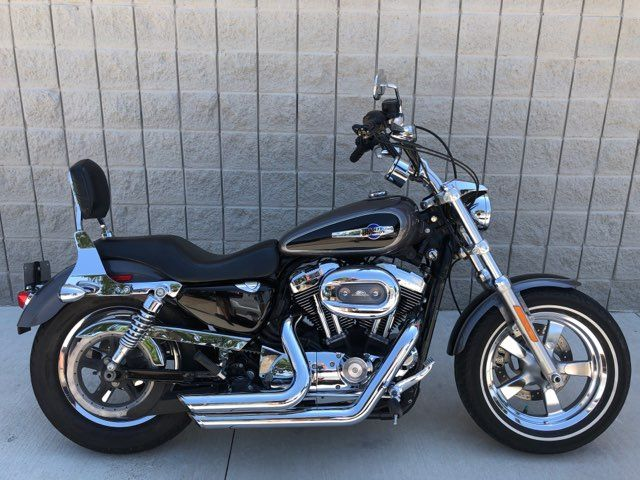 2014 Harley-Davidson Sportster 1200 Custom XL1200C in McKinney, TX 75070