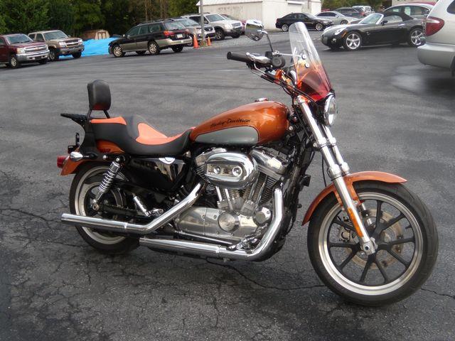 2014 Harley-Davidson Sportster 883L SuperLow XL883L