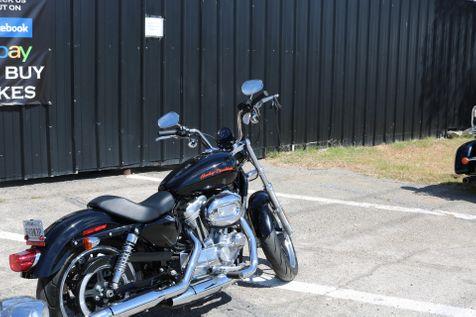 2014 Harley Davidson Sportster 883L SuperLow XL883L   Hurst, Texas   Reed's Motorcycles in Hurst, Texas