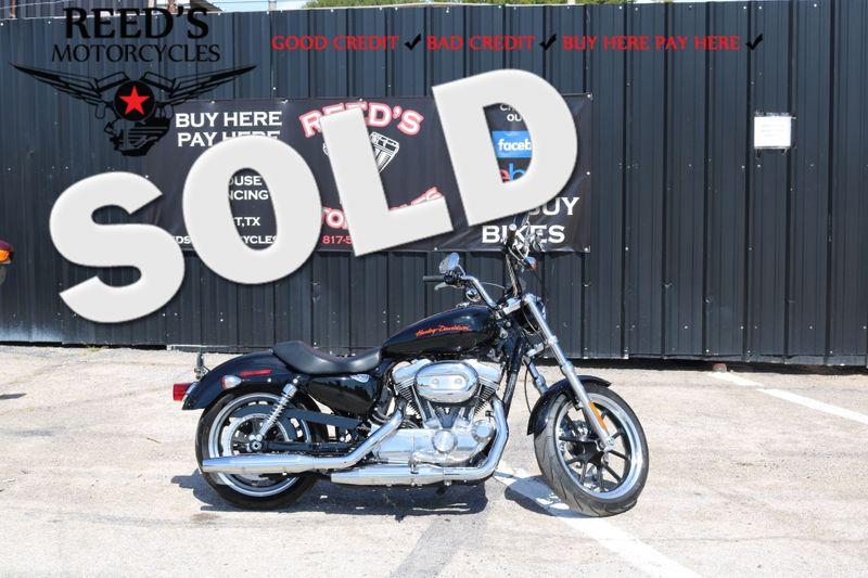 2014 Harley Davidson Sportster 883L SuperLow XL883L   Hurst, Texas   Reed's Motorcycles in Hurst Texas