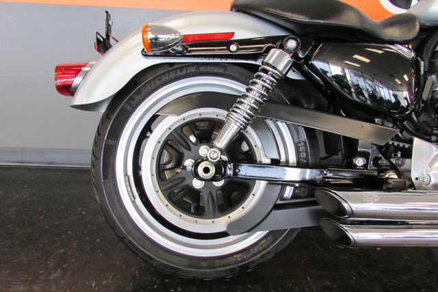 2014 Harley-Davidson Sportster® SuperLow® Arlington, Texas 10