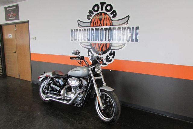 2014 Harley-Davidson Sportster® SuperLow® Arlington, Texas 2