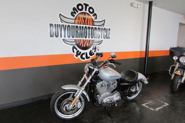 2014 Harley-Davidson Sportster® SuperLow® Arlington, Texas 25