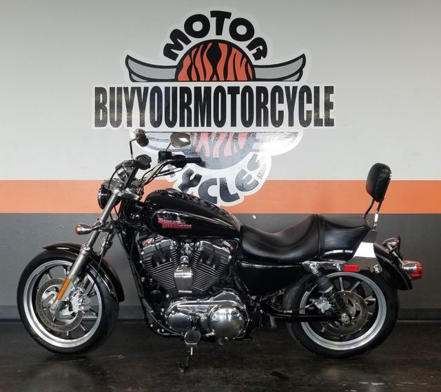 2014 Harley-Davidson Sportster® SuperLow® 1200T in Arlington, Texas 76010