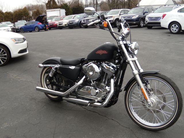2014 Harley-Davidson Sportster® Seventy-Two®