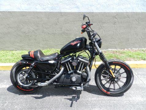 2014 Harley-Davidson Sportster Iron 883  XL883N in Hollywood, Florida