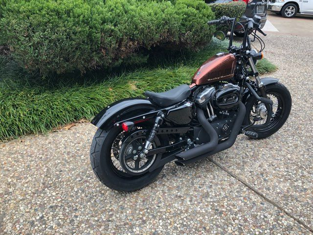 2014 Harley-Davidson Sportster Forty-Eight Forty-Eight® in McKinney, TX 75070