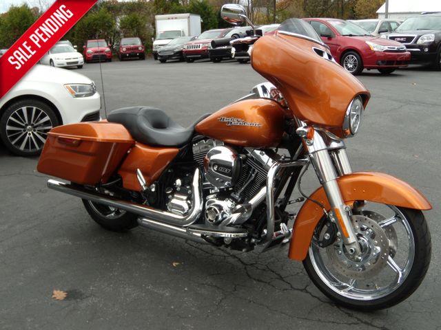 2014 Harley-Davidson Street Glide® FLHX