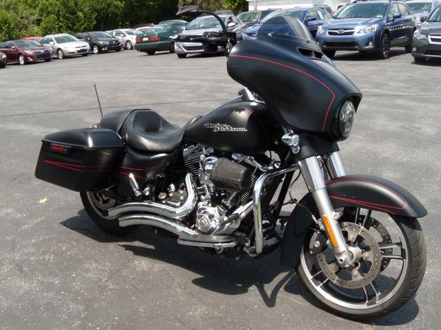 2014 Harley-Davidson Street Glide® Special Special FLHXS