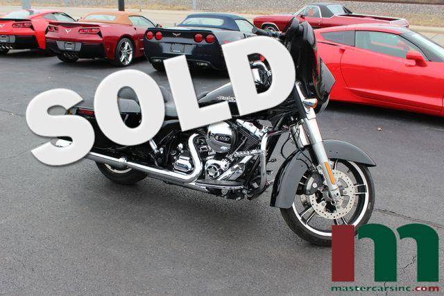 2014 Harley-Davidson Street Glide®    Granite City, Illinois   MasterCars Company Inc. in Granite City Illinois