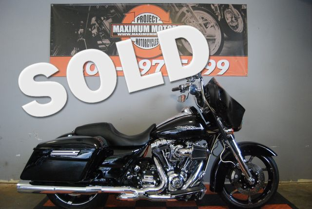 2014 Harley-Davidson Street Glide® Special Jackson, Georgia