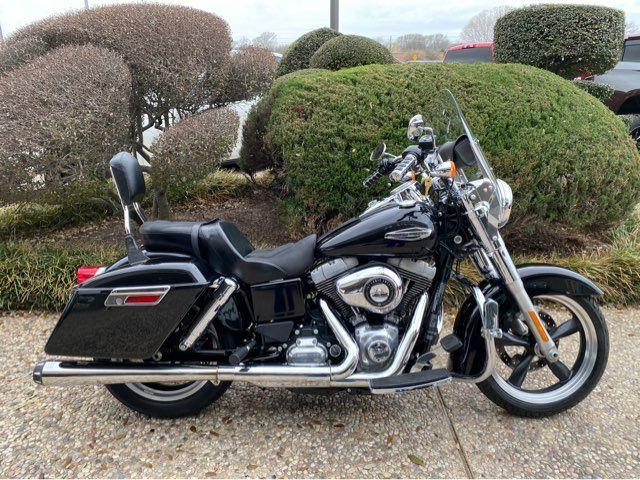 2014 Harley-Davidson Switchback 103 FLD 103