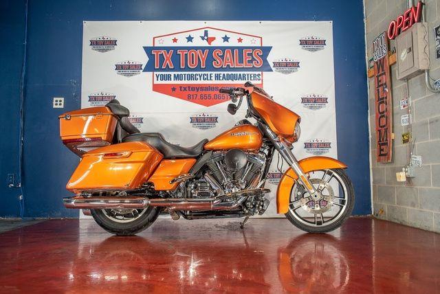 2014 Harley-Davidson Street Glide Street Glide
