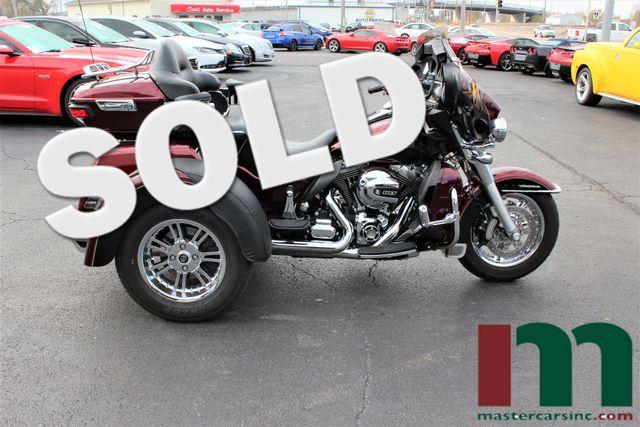 2014 Harley-Davidson Tri-Glide  Ultra Classic Trike   Granite City, Illinois   MasterCars Company Inc. in Granite City Illinois