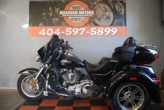 2014 Harley-Davidson Tri Glide Ultra Classic FLHTCUTG Jackson, Georgia 12