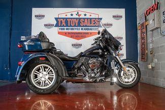 2014 Harley-Davidson Trike Tri Glide Ultra in Fort Worth, TX 76131