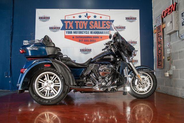 2014 Harley-Davidson Trike Tri Glide Ultra