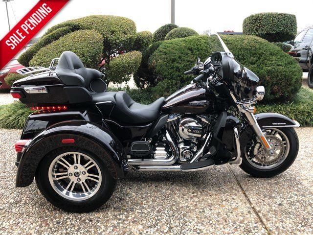 2014 Harley-Davidson Ultra Tri-Glide