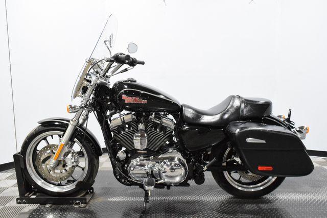 2014 Harley-Davidson® XL1200T - Sportster 1200 SuperLow in Carrollton, TX 75006