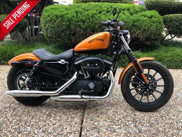 2014 Harley-Davidson XL883N Iron 883