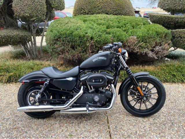 2014 Harley-Davidson Iron 883