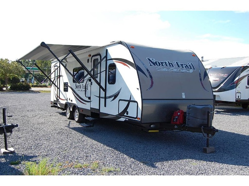 2014 Heartland NORTH TRAIL 28BRS CALIBER EDITION   in Charleston, SC