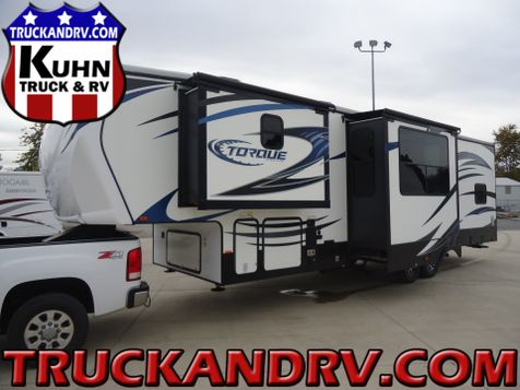 2014 Heartland Torque 325 in Sherwood