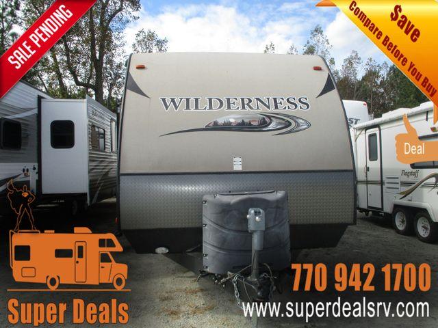 2014 Heartland WILDERNESS 3250BS