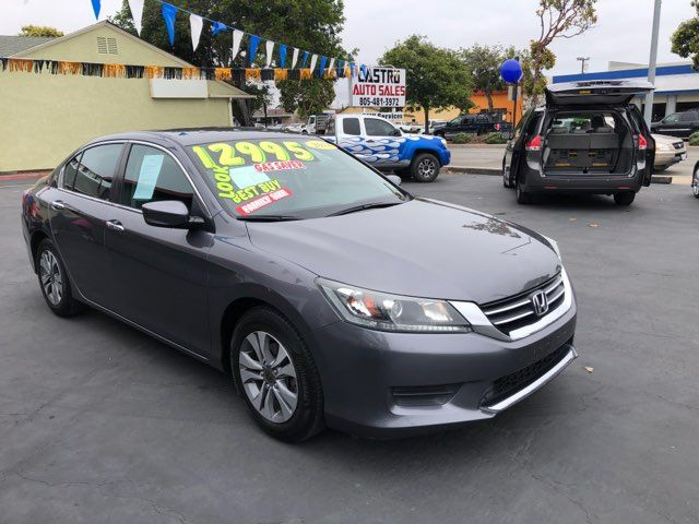 2014 Honda Accord LX in Arroyo Grande, CA 93420