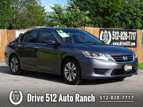 2014 Honda Accord LX in Austin, TX