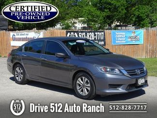 2014 Honda Accord LX in Austin, TX 78745