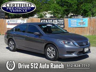 2014 Honda Accord LX in Austin, TX 78745