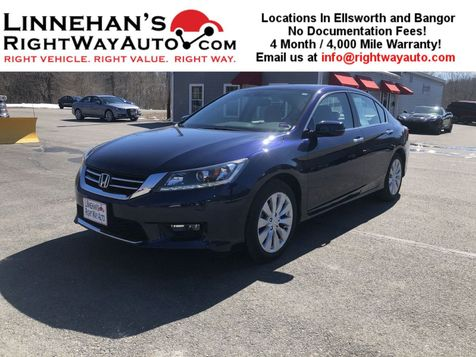 2014 Honda Accord EX-L in Bangor