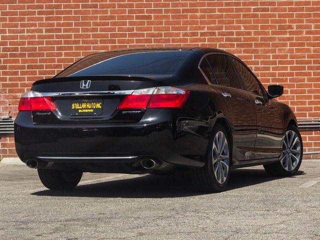 2014 Honda Accord Sport Burbank, CA 4