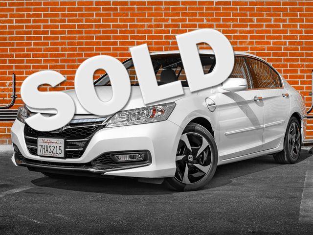 2014 Honda Accord Plug-In Hybrid Burbank, CA 0