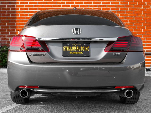 2014 Honda Accord EX-L Burbank, CA 3