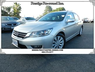 2014 Honda Accord EX-L/NAVIGATION in Campbell, CA 95008