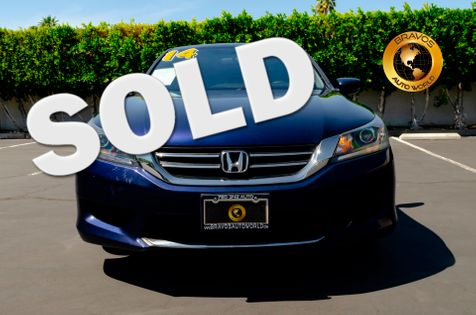 2014 Honda Accord LX in cathedral city