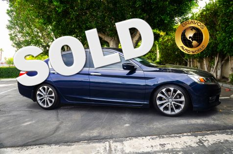 2014 Honda Accord Sport in cathedral city