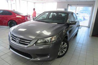 2014 Honda Accord LX W/ BACK UP CAM Chicago, Illinois 2