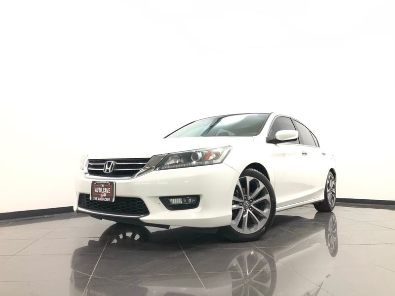 2014 Honda Accord *Easy Payment Options* | The Auto Cave in Dallas