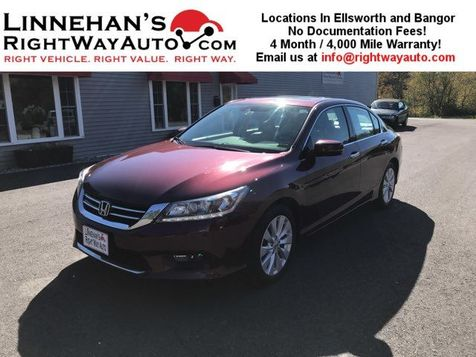 2014 Honda Accord Touring in Bangor
