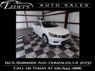 2014 Honda Accord EX - Ledet's Auto Sales Gonzales_state_zip in Gonzales