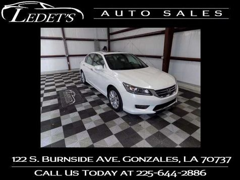 2014 Honda Accord EX - Ledet's Auto Sales Gonzales_state_zip in Gonzales, Louisiana