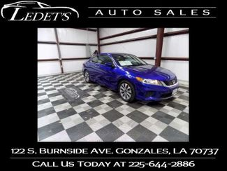 2014 Honda Accord LX-S - Ledet's Auto Sales Gonzales_state_zip in Gonzales